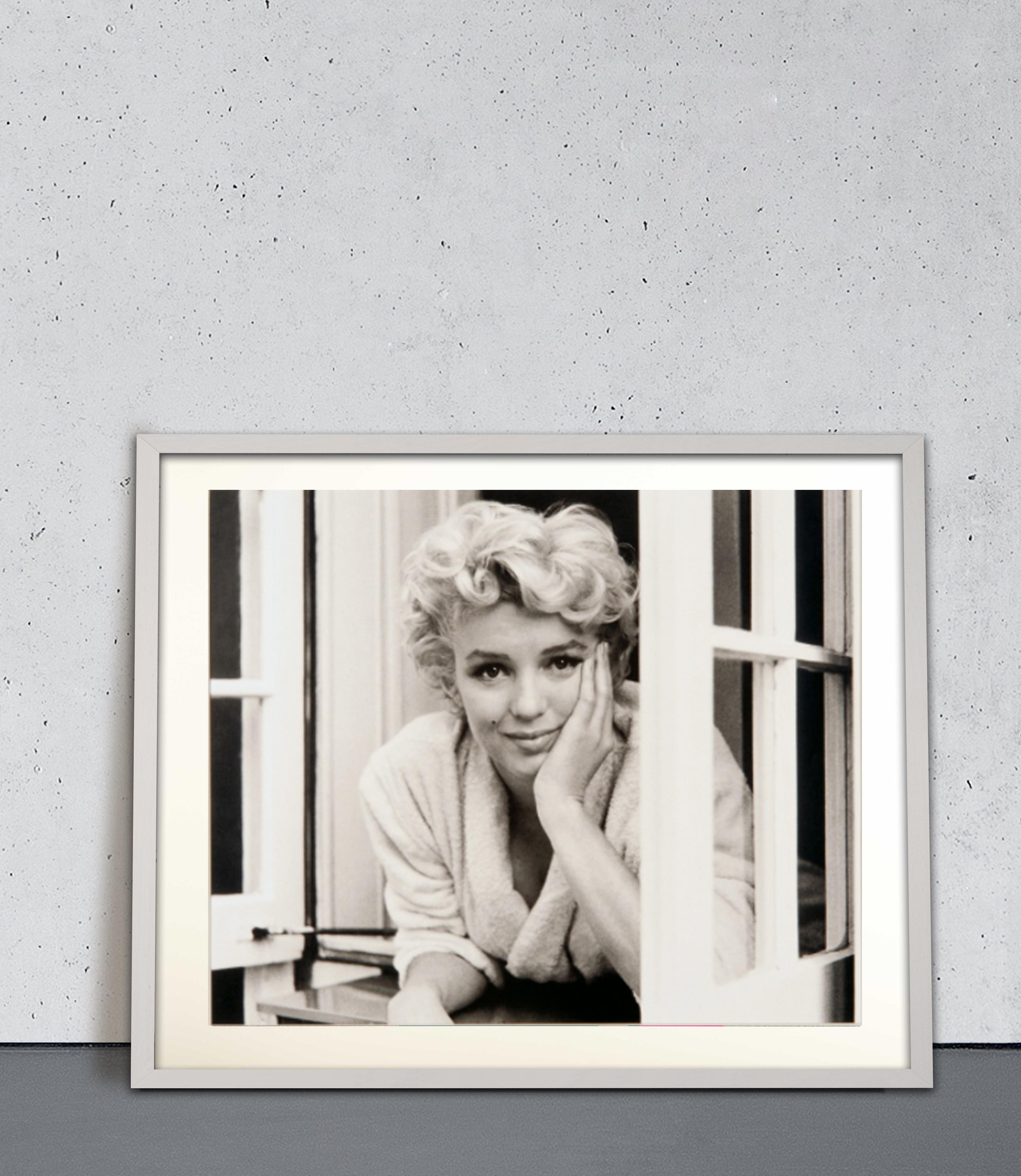 Marilyn am Fenster I, 2012