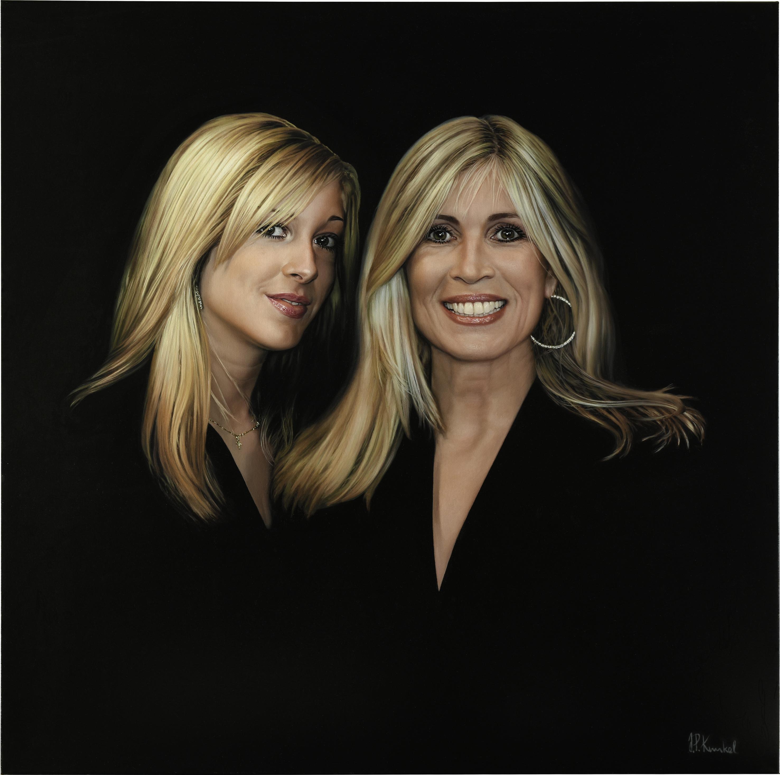 Portrait Elvira und Alana Netzer