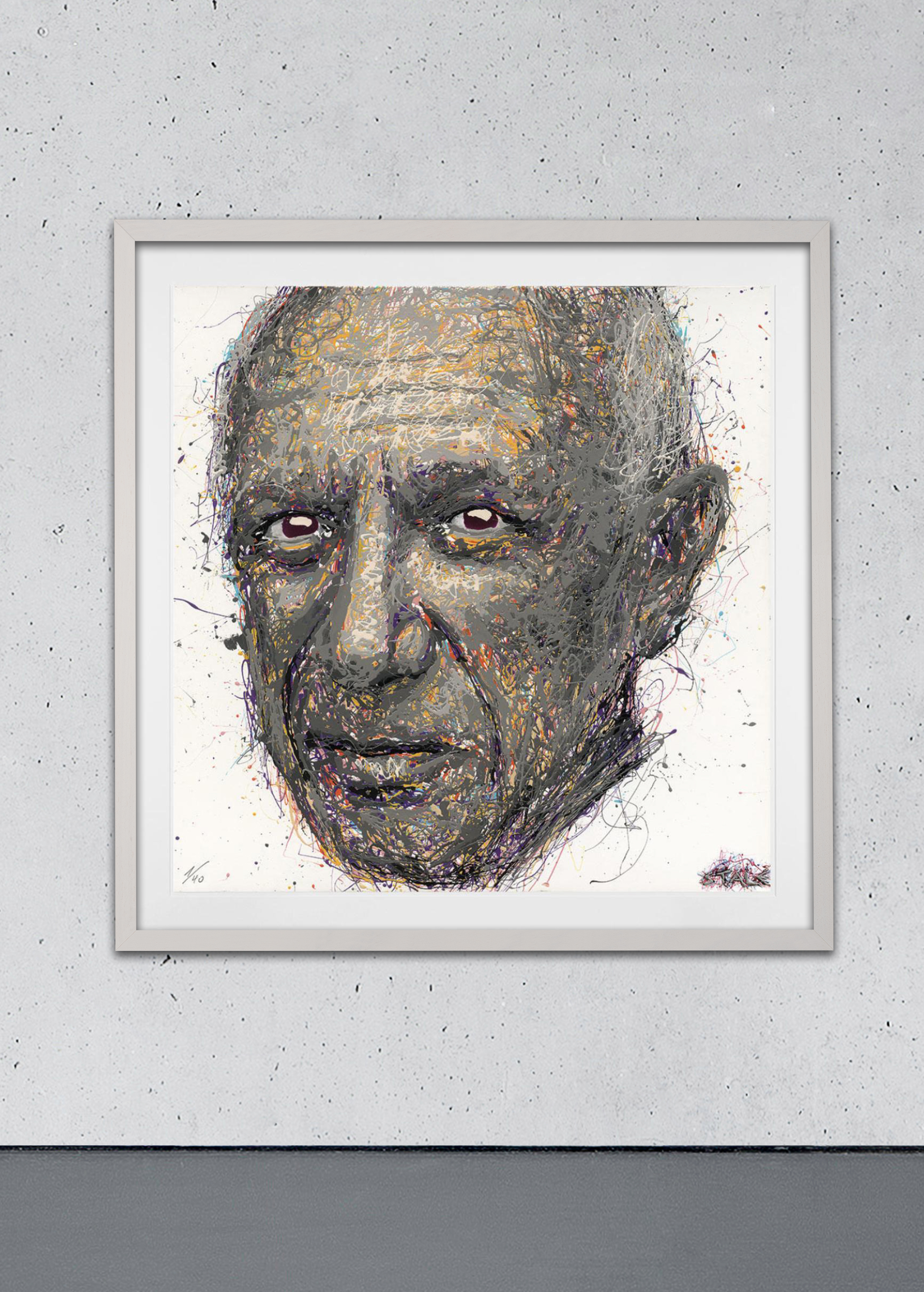 Think different/Picasso