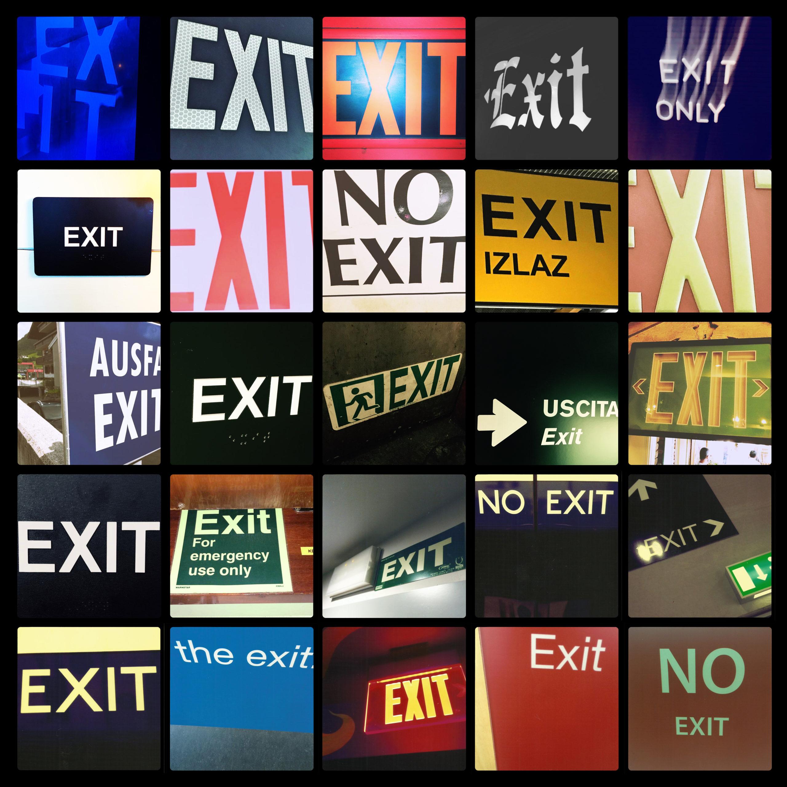 Exit, COMP FR22